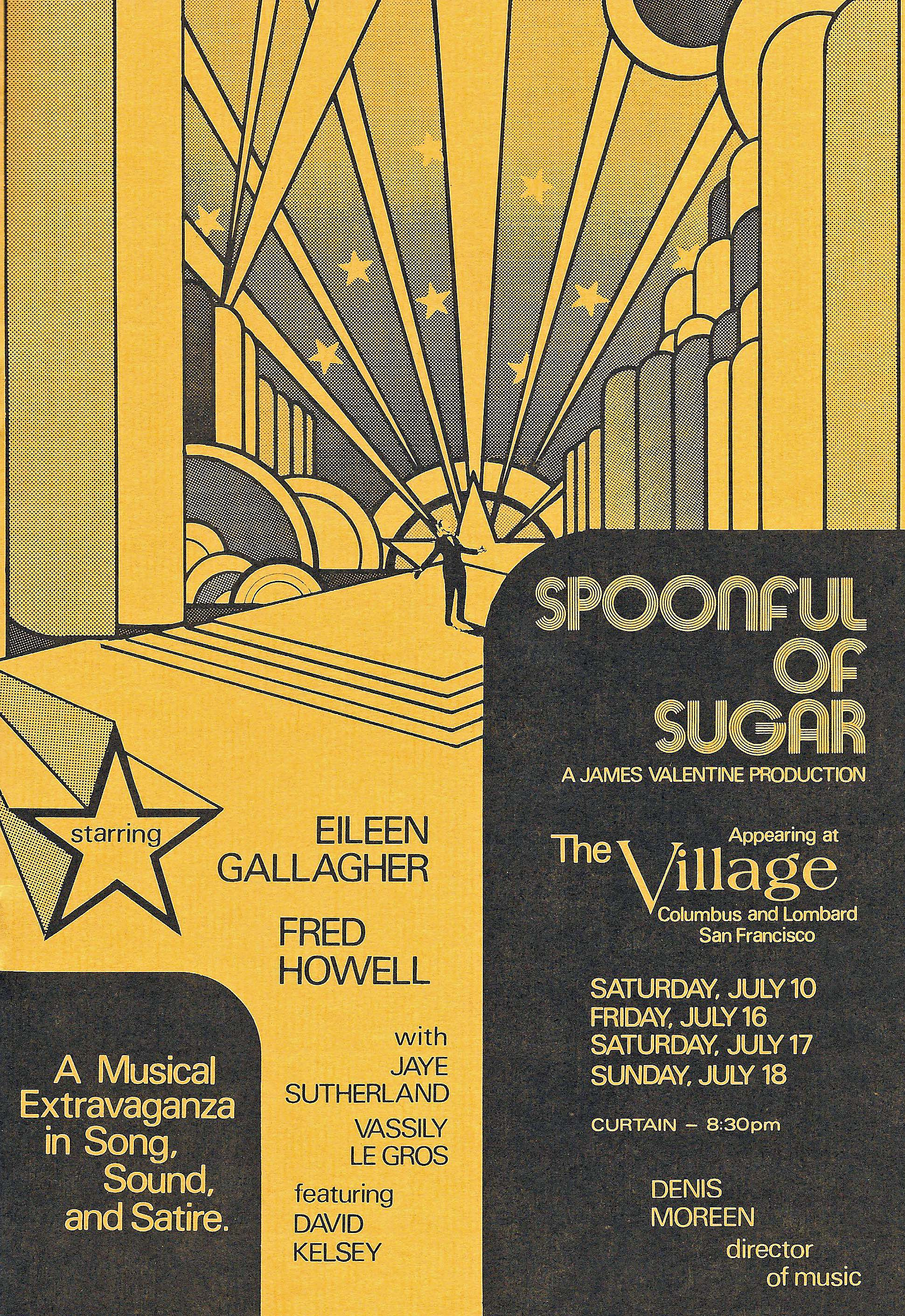 Spoonful of Sugar program - 1971