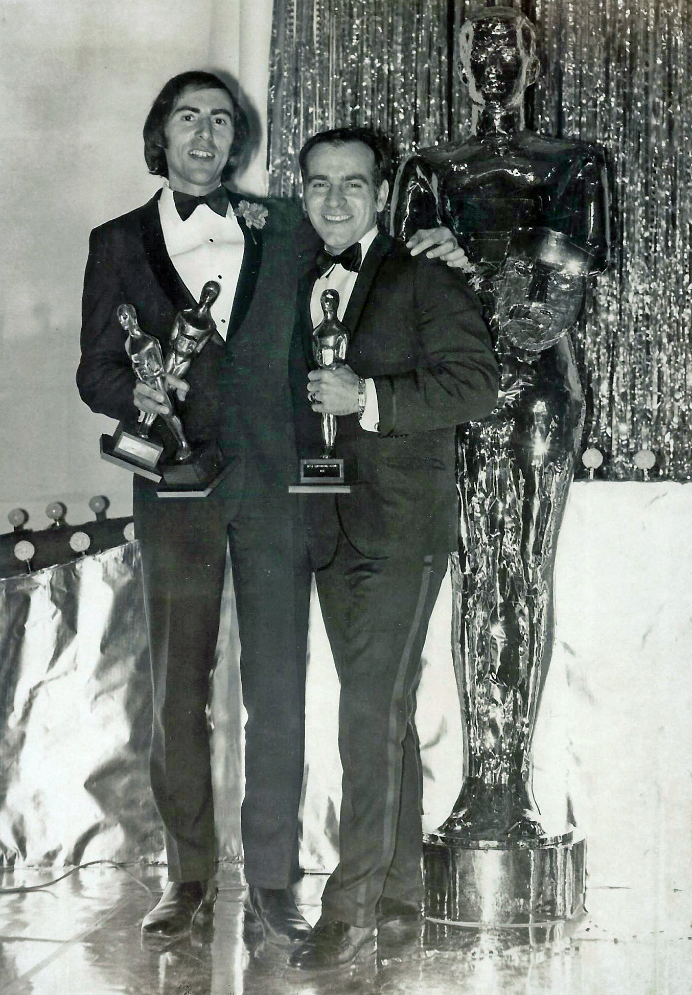 Denis and Ray - 1971